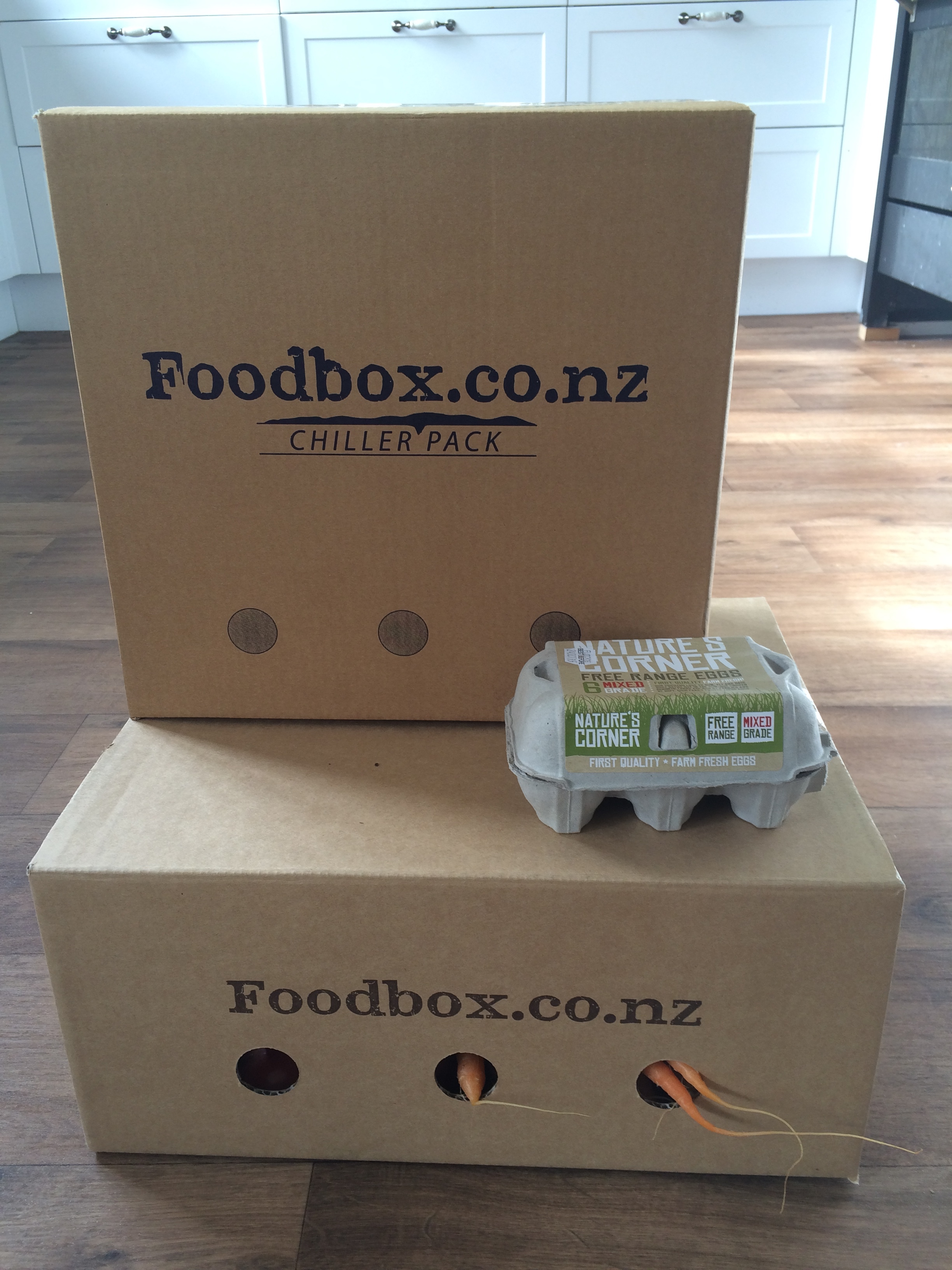 Food Delivery 101: Foodbox.co.nz - The Enthusiastic Cook